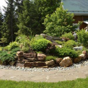 Садовый декор своими руками: интересные идеи, необычные решения в украшении загородного участка