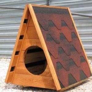 Будка для собаки — дом для друга, выбор материала, конструкции, особенности проектирования и изготовления