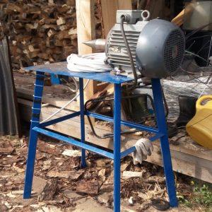 Дровокол своими руками — механизированная подмога при заготовке дров на зиму (фото + видео)