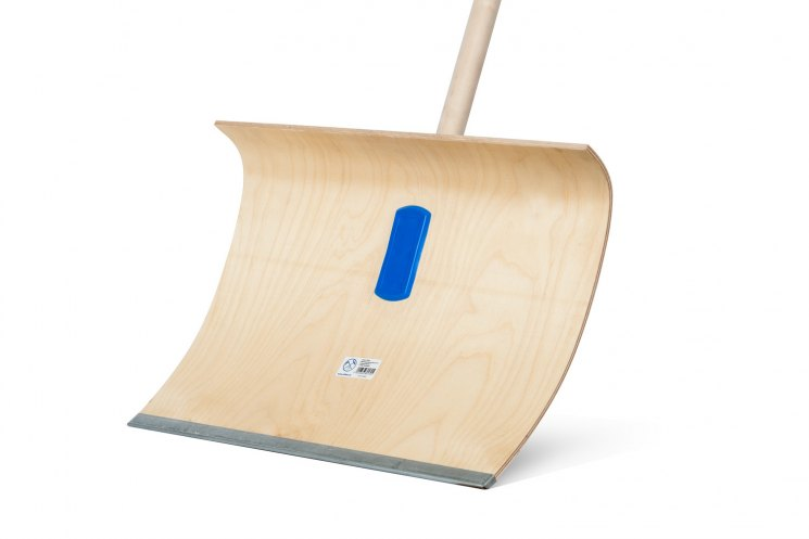Снегоуборочная лопата для дома - боремся со снегопадом своими руками, обзоры и фото видов инструмента