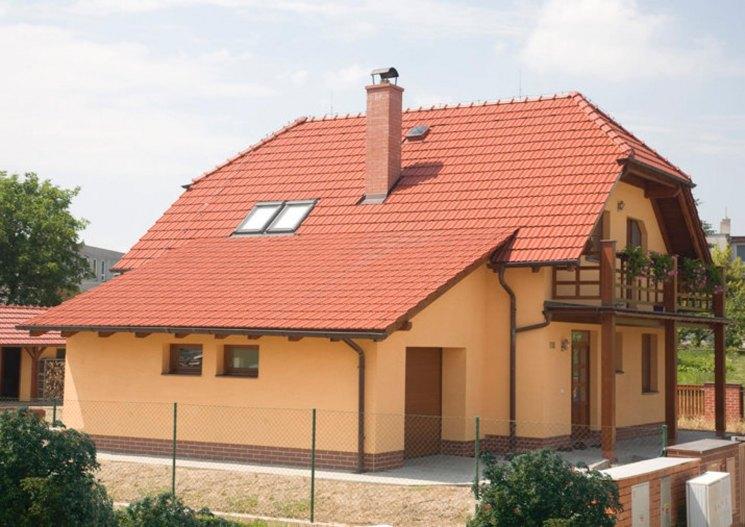 обольстительной фото домов с оранжевой металлочерепицей окунемся это удивительное