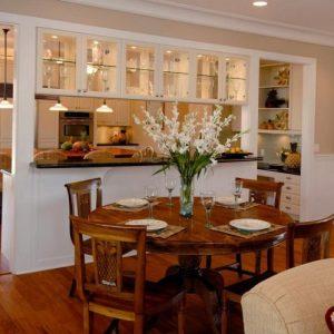 Дизайн кухни-столовой — современный и актуальный способ открытой планировки для создания уюта и комфорта (фото + видео)