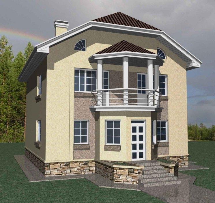 гарантий фото домов с балконами полфасада судьба
