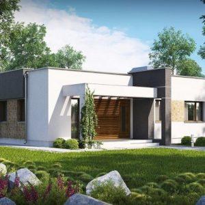 Дома с плоской крышей — особенности конструкций и покрытий плоских кровель, достоинства и недостатки