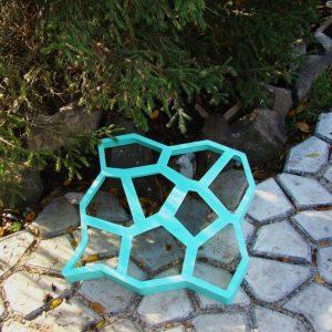 Форма для дорожек — большой выбор форм и простой метод создания красивого и удобного сада (фото + видео)