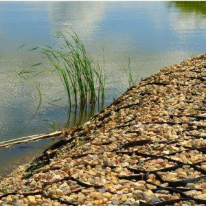 Георешетка — современное решение старых вопросов по укреплению склонов, берегов и дорожек