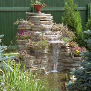 Камни для ландшафтного дизайна — природные и искусственные как основной элемент декора участка