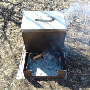 Коптильня горячего копчения: виды и особенности конструкции в статье для гурманов
