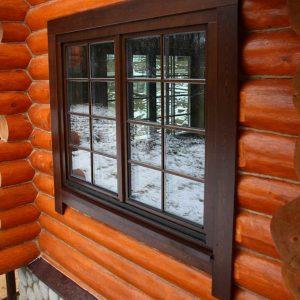 Красивые окна в деревянном доме — правила выбора и конструктивные особенности современных окон и их характеристики