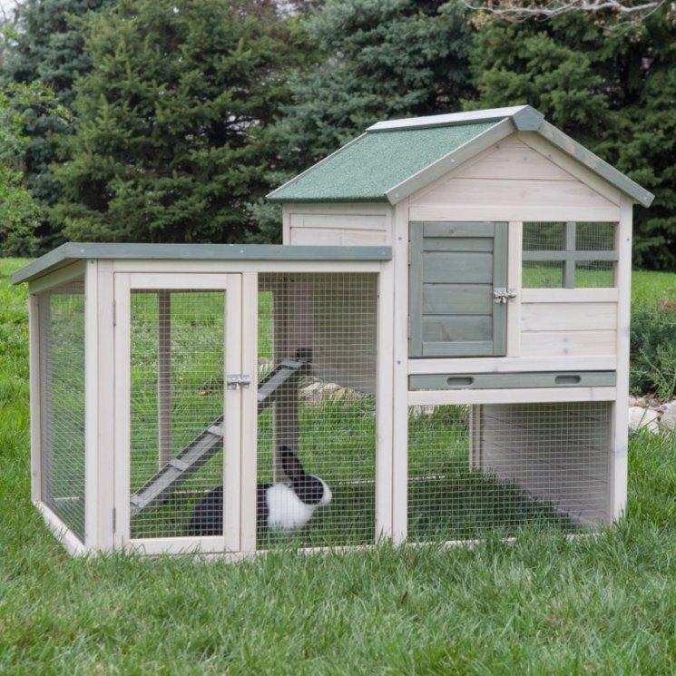 фото домашних крольчатников тавотницы