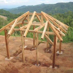 Крыша беседки — основные виды, конструкции, материалы и описание преимуществ и недостатков
