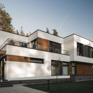 Лучшие дома в стиле Хай-Тек — современность и функционализм, открытое пространство и минимализм в интерьере (фото + видео)