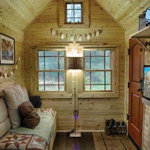 Маленькие дома — выбор для тех кто ценит гармонию с природой больше чем роскошь современного мира