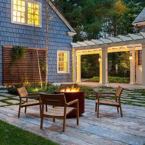 Патио на даче — модно и удобно, уютный уголок на вашей даче, лучшие идеи и решения для домашнего мастера
