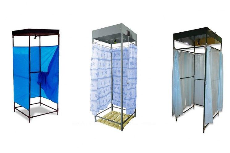 Летний душ на дачном участке: обзор конструкций, материалов, и схем для самостоятельного строительства