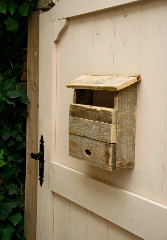 декоративные почтовые ящики из дерева фото процесс