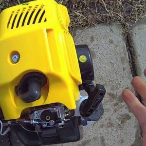 Ремонт бензокосы — общие принципы ремонта бензиновых двигателей и особенности конструкции инструмента (фото + видео)