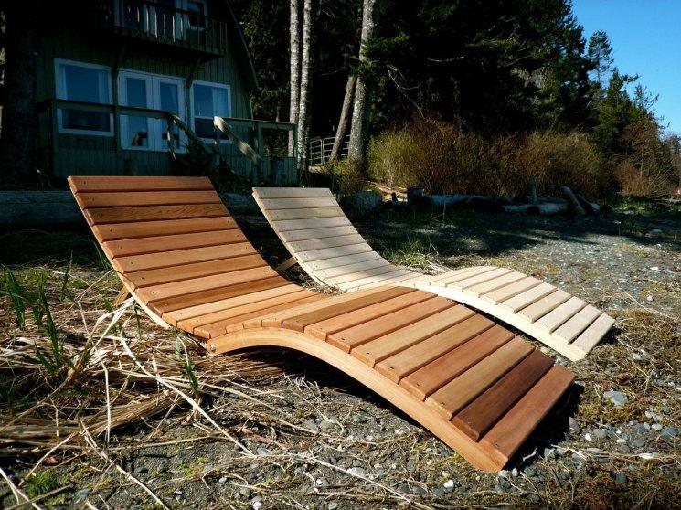 для лежак деревянный картинка поможет вывести