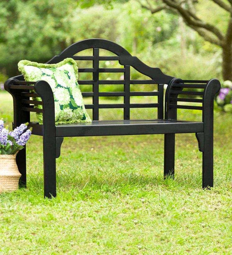 Садовая скамейка: советы, примеры, чертежи, инструкции по самостоятельному изготовлению для домашнего мастера