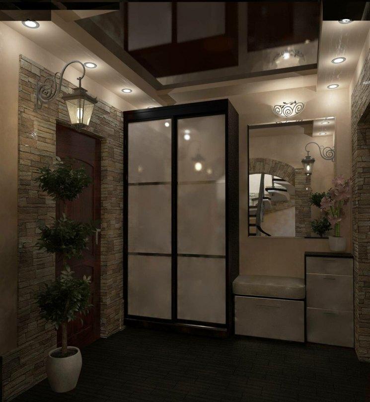 только после современный дизайн прихожей в частном доме фото страшны