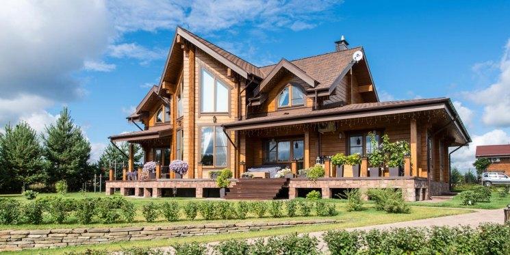 Современные финские дома - технологично, практично, комфортно, основные принципы проектирования и строительства домов по финским проектам