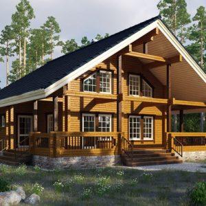 Современные финские дома — технологично, практично, комфортно, основные принципы проектирования и строительства домов по финским проектам