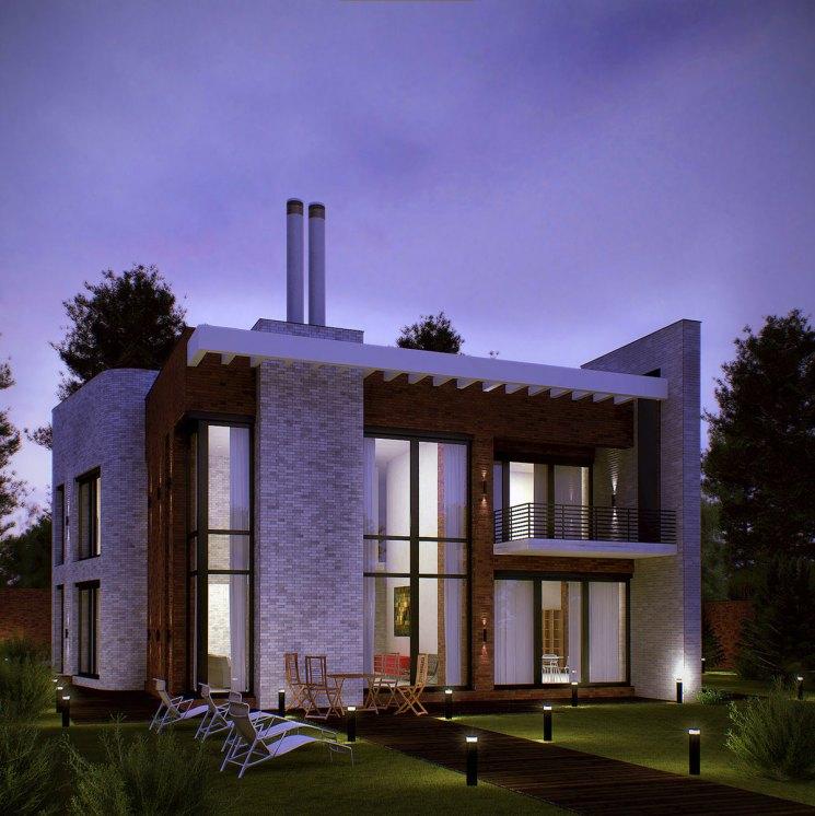 писать проекты современных домов и коттеджей фото крупные новообразования