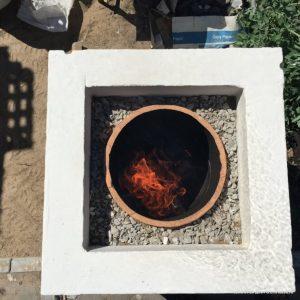 Тандыр своими руками — традиционная восточная печь на дачном участке, фото реализованных проектов