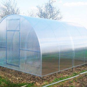 Теплица из поликарбоната — радость для огородника, разбираемся шаг за шагом в конструкциях (фото + видео)