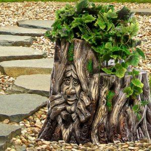 Украшения для сада: ТОП-150 фото лучших идей и красивого дизайна. Обзор самых необычных идей для создания украшений в саду своими руками