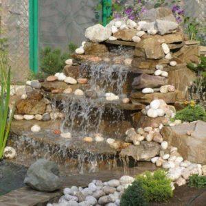 Водопад своими руками — для дачи, сада, во дворе частного дома. Инструкция, как правильно сделать эксклюзивный водопад на даче (140 фото)