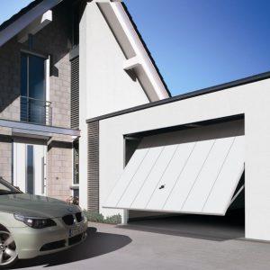 Гаражные ворота — правильный выбор конструкции и механизма а также рекомендации по выбору материалов